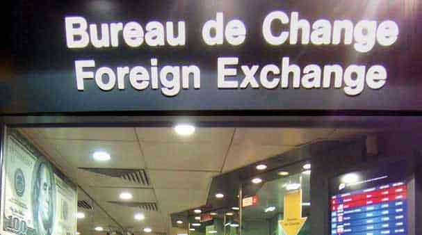 Où changer vos devises banque bureau de change en france à l