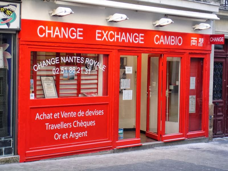 Change nantes royale bureau de change - Comparateur de bureau de change ...